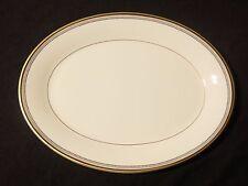 """Royal Doulton England PAVANNE H5095 13"""" Oval Serving Platter"""