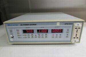 GW Instek APS-9301 AC Power Source, APS-9301