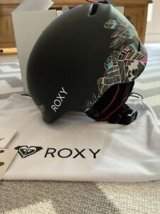Roxy Power Powder Snowboard Helmet Women's