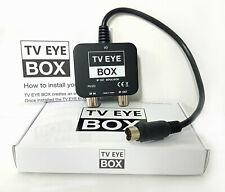 NEW 2016 TV EYE / IO-LINK / SYNC / BOX RF MODULATOR OUTPUT FOR SKY HD BOX