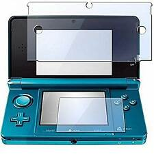 [2-PACK] Clear Screen Protector Guard Shield Saver Cover For Nintendo 3DS