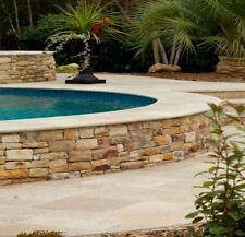 Sample Travertine Pool Coping stones, Window sills,Fireplace,Steps,Paving slabs