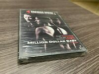 Million Dollar Baby DVD Clint Eastwood Hilary Swank Sigillata Nuovo