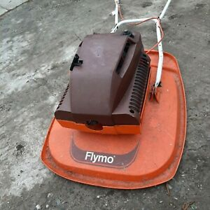 Flymo L47 petrol hover lawnmower 47cm