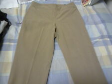 new Ann Taylor Gramercy Fit sits just below the waist trousers pants size 4