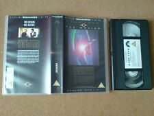 STAR TREK 7 THE MOVIES - GENERATIONS - VHS