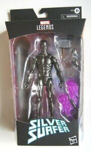 Marvel Legends SILVER SURFER OBSIDIAN action figure! (Walgreens Exclusive,VHTF!)