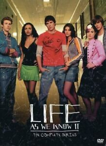 Life As We Know It Complete Series Season 1 TV Show DVD NEW Freaks & Geeks Drama