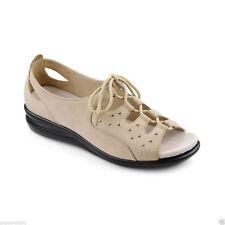 """Hotter 0.5-1.5"""" Low Heel Sandals for Women"""