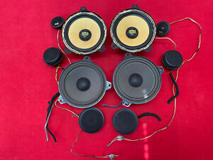 Sonorisation Haut-Parleur Boxe Lot Hifi BMW 3er E46 316i - 330xi Touring Break