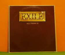 EXILE - ALL THERE IS - WARNER 1979 EX VINYL LP RECORD