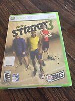 Fifa Street 3 Xbox 360 Game New Sealed XG1