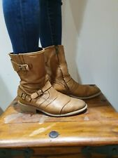 Bellstaff Size 5/38 Womens Leather Boots