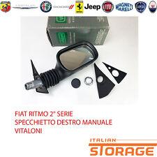 Fiat Ritmo II Specchietto destro manuale VITALONI 36753 1342859