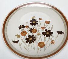 "Royal China Sunshine Cavalier Ironstone U.S.A. 10"" Dinner Plate"