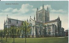Postcard - Hereford Cathedral