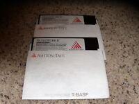 "Framework Sampler Disks I & 2 IBM PC, XT, AT 5.25"" floppy disk"