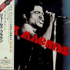 Sex Machine by James Brown (Godfather of Soul) (CD, Sep-2003, Polydor)