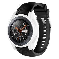 Silicone Bumper Case Skin for Samsung Galaxy 46mm SM-R800 / Gear S3 Smart Watch