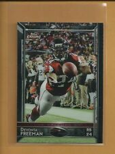 Devonta Freeman 2015 Topps Mini Chrome Card # 94 Atlanta Falcons Football