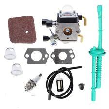 Carburetor For Stihl FC55 HL45 HL75 # 4140 124 2800 Zama C1Q-S66 Tune Up Kit