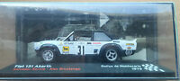 "DIE CAST "" FIAT 131 ABARTH RALLY DE MONTECARLO - 1979 "" SEAT SPORT 1/43"