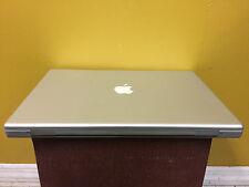"Apple MacBook Pro A1226 15"" Laptop (Intel Core 2 Duo 2.2Ghz, 120GB-Parts/Repair"