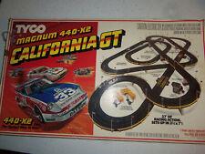 Tyco Magnum 440-X2 California GT Racing Slot Car WORKS