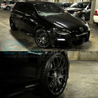 "GTC Wheels GT-CR 19"" Matte Anthracite VW Scirocco / Tiguan"