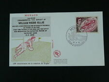 rugby William Webb Ellis FDC Monaco 56179