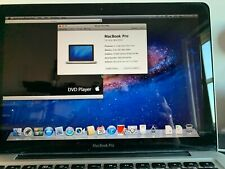 Apple MacBook Pro 13 in. 2.4GHz Dual Core 4GB RAM 250GB HDD Mid 2010 - A1278