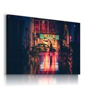 PANORAMA JAPAN TOKYO View Canvas Wall Art Picture Large SIZES  L244  X MATAGA .