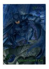Fleer 1995 Batman Forever Metal Base Card #38 Night Watch