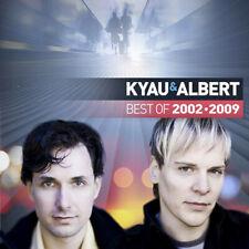 KYAU & ALBERT = Best of 2002 - 2009 = CD = TRANCE PROGRESSIVE TRANCE!