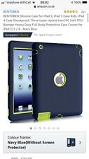 I Pad Cover Silicone Case For iPad 2,3,4