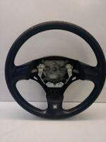 99 00 01 02 03 04 05 Mazda Miata MX-5 Steering Wheel Black OEM