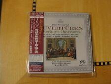 Bach - Overtures 1 & 2 - SHM-SACD Super Audio CD Japan SACD
