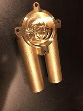 Volvo Penta Raw Water Sea Pump Impeller Housing - 3858115 All Brass No Plastic