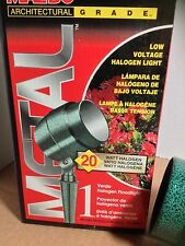 *MALIBU Heavy Duty Cast Metal Low Voltage Floodlight #CL506V New