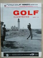 Peter Alliss Turnberry Golf Club: Golf Illustrated Magazine 1965