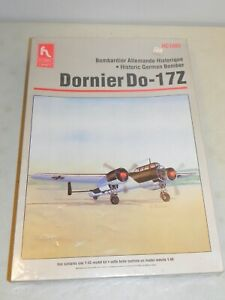 Hobby Craft HC1602 Dornier Do-17Z German Bomber Airplane Model Kit NIB