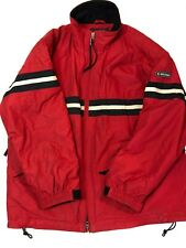 Abercrombie & Fitch Men's Red Winter Ski Jacket size M