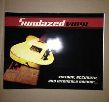 Sundazed Vinyl - Record Catalog from 2001