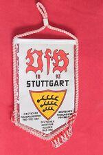 gagliardetto Football mini Pennant - STUTTGART  FUSSBALLMEISTER 1984