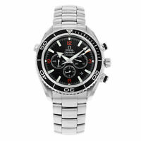 Omega Seamaster Planet Ocean Black Dial Steel Automatic Mens Watch 2210.51.00