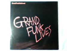 GRAND FUNK RAILROAD Grand funk lives lp USA