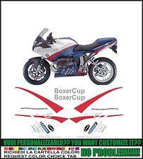 kit adesivi stickers compatibili  r 1100 s 2004 boxer cup