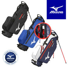 Mizuno BR-DR1C Waterproof Golf Stand/Carry Bag *ALL COLOURS* - NEW! 2021 MODEL