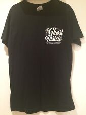 RARE - Official The Ghost Inside - Engine 45 TShirt - Size Small