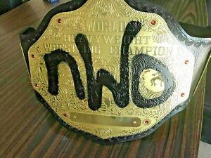 NWO World Heavyweigh Wrestling Championship Belt